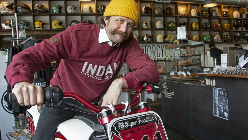 INTERVIEW: Thor Drake from See See Motorcycles & The One Motorcycle Show.