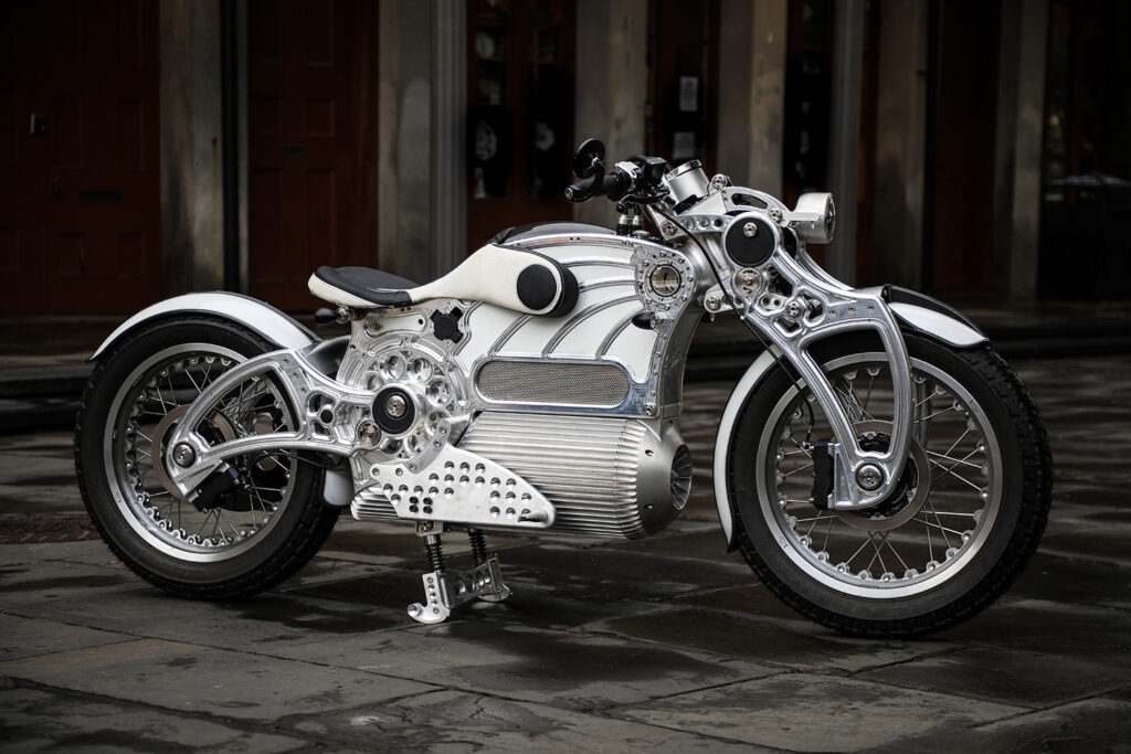 INTERVIEW: Matt Chambers from Curtiss Motorcycles.