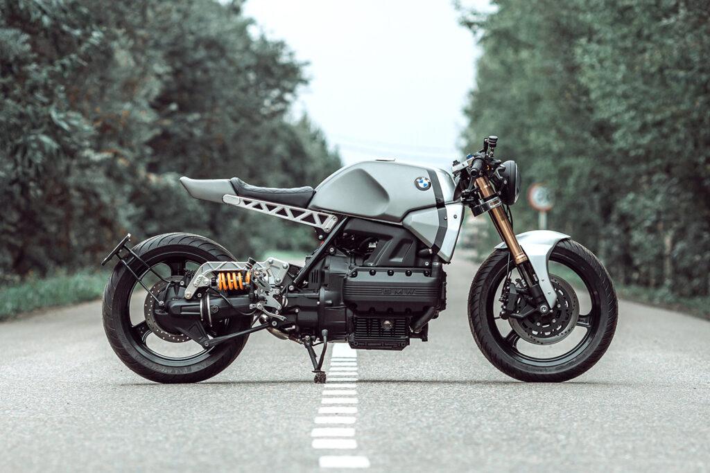 KOLLABORATION: BMW K1100 by Drive-In Workshop x Motoizevro