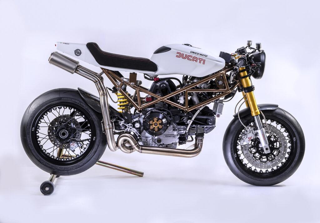 ORLANDO MAGIC: Ducati 1GP by Unico Moto.