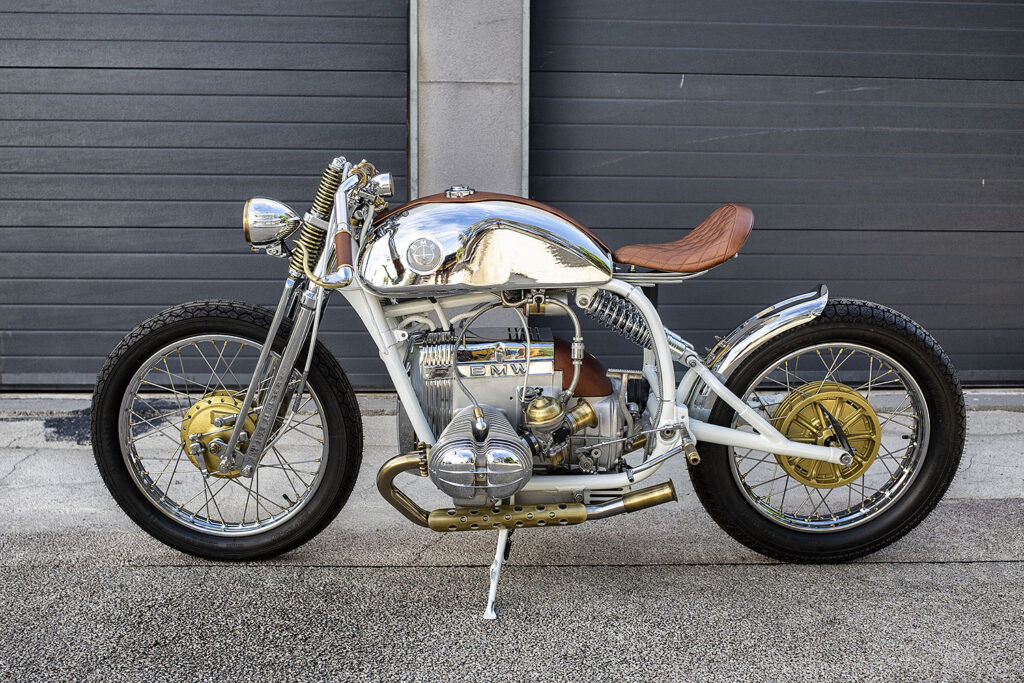 LIMITED EDITION: BMW R100 'Survivor' by Lord Drake Kustoms.